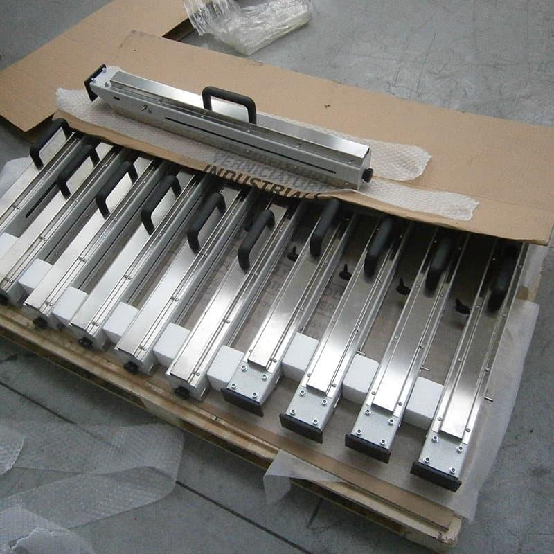Carpenteria Manessi Brescia - Montaggio Industriale