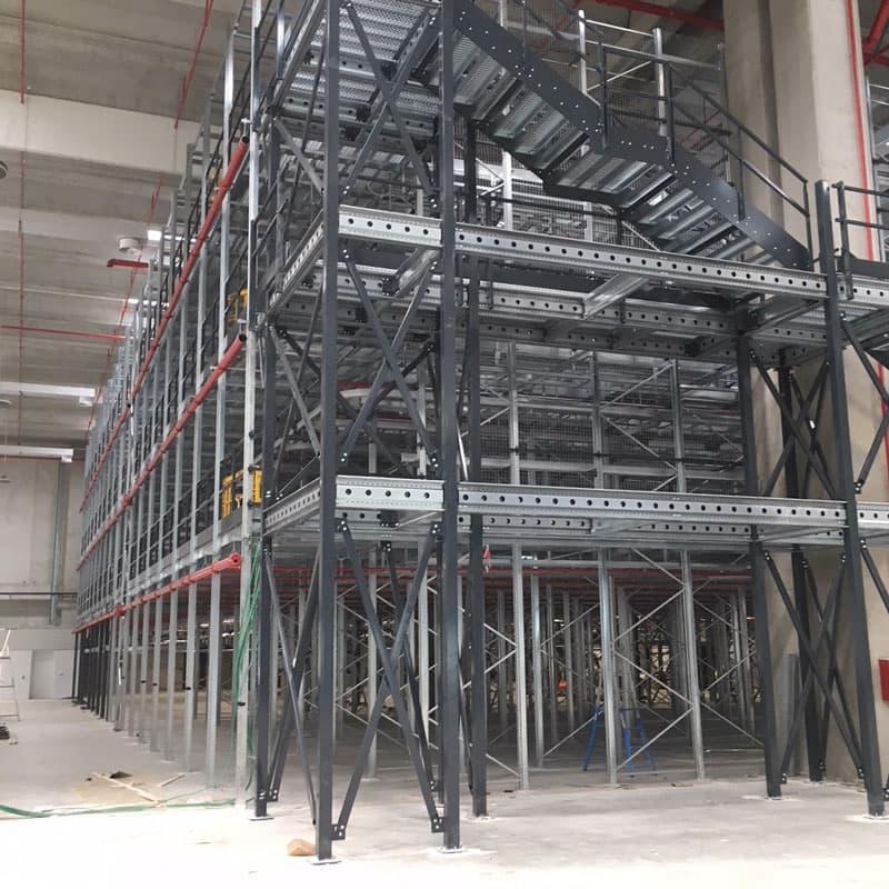 Carpenteria Manessi Brescia - Metal structures